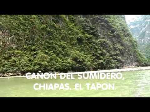 CAÑON DEL SUMIDERO, CHIAPAS MEXICO