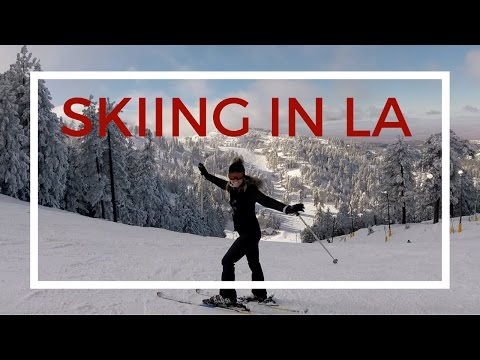 Skiing in Los Angeles