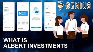 Genius Investing | Wнat Is Albert Investments