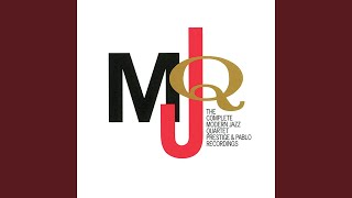 Provided to YouTube by Universal Music Group The Cylinder (Live) · The Modern Jazz Quartet The Complete Modern Jazz Quartet Prestige & Pablo Recordings ...