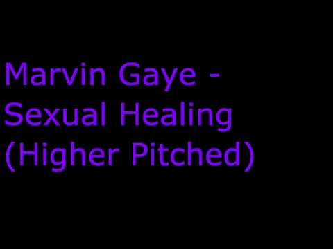 Marvin Gaye - Sexual Healing (Higher Pitched)