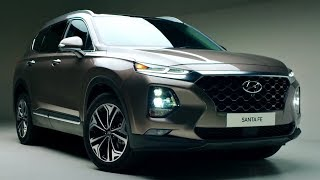 2020 Hyundai Santa Fe - Family SUV | Features and Safety!