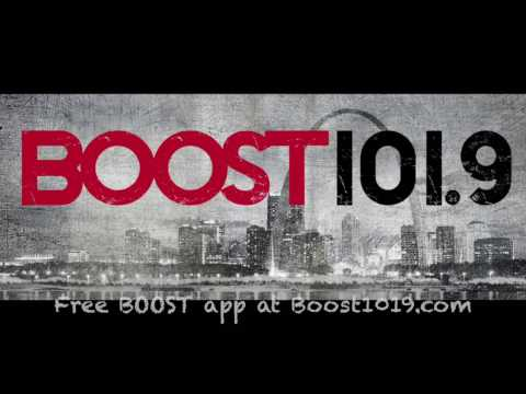 Top 10 Songs of 2016 on Boost 1019