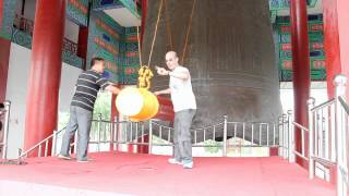 Ringing The Biggest Bell In The World