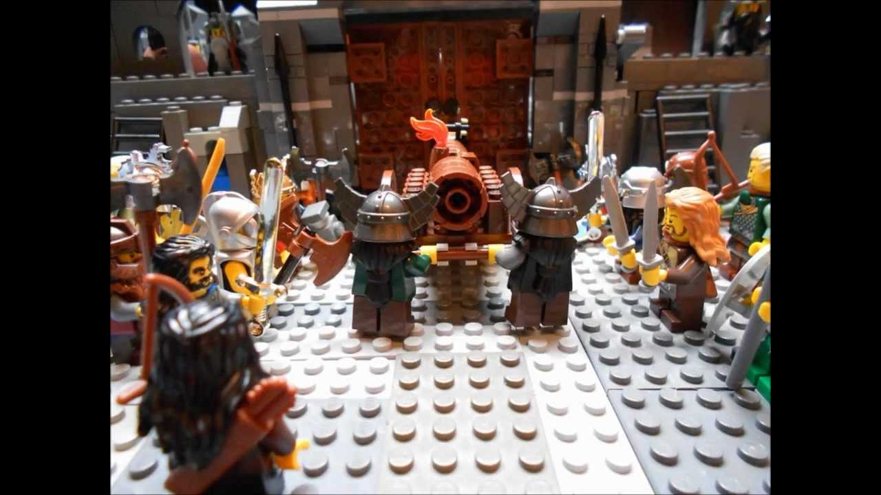 Lego Lord Of The Rings Moria Balin