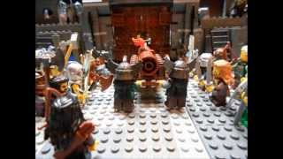 Lego Lord of the Rings: the Retaking of Moria
