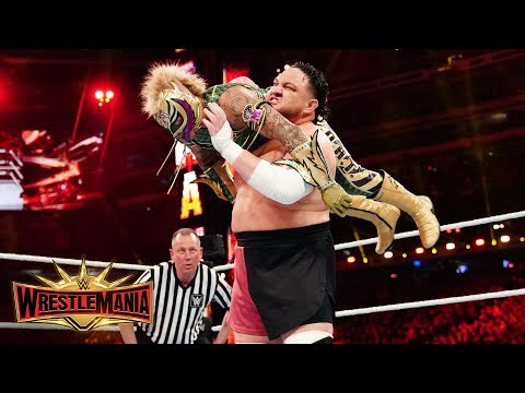 WWE Raw: 4 wrestlers who could take the US Title from Samoa Joe