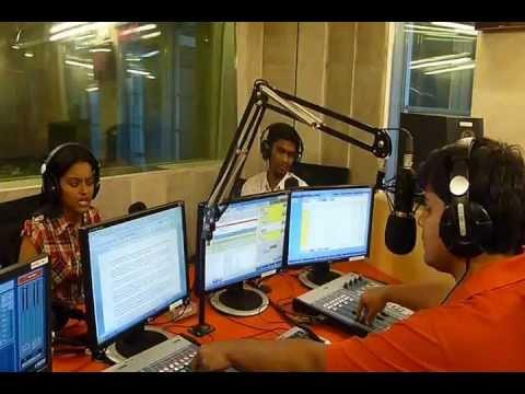 SHRUTHI J. ON CHENNAI LIVE FM