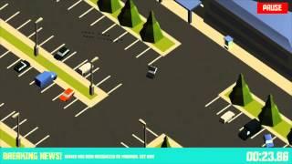 Pako Car Chase Simulator - iPhone & iPad - HD Gameplay Trailer