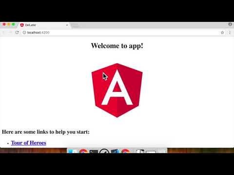 Debug AngularCLI projects in VSCode with simple F5