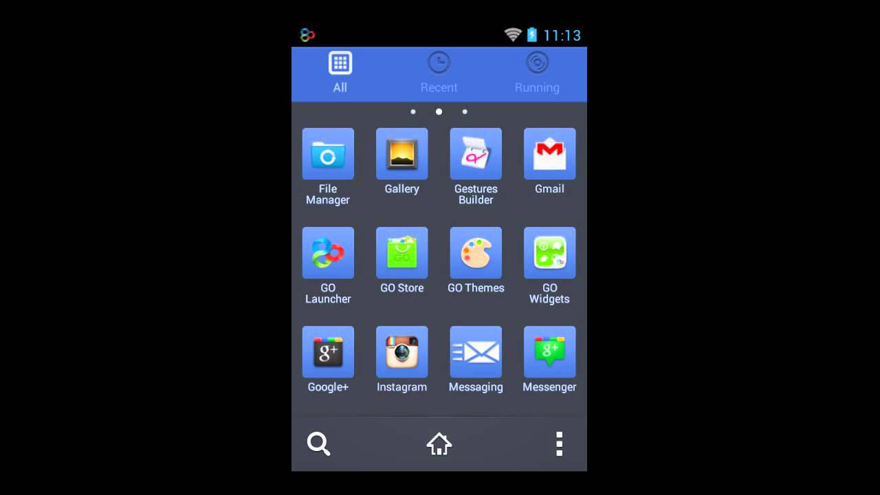 Gmail themes for mobile - Facebook Theme For Android Phone