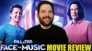 Bill & Ted Face the Music - Movie Review