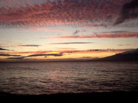 Sunset Happy Birthday (ukulele)