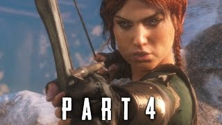 Rise of the Tomb Raider Walkthrough Gameplay Part 4 - Sofia (2015)
