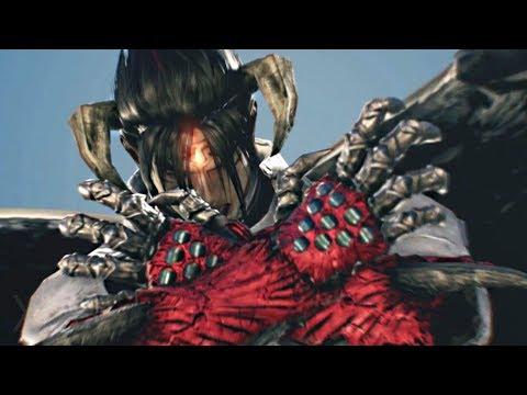 Tekken 7 Devil Jin Arcade Ending Movie Character Episode Youtube
