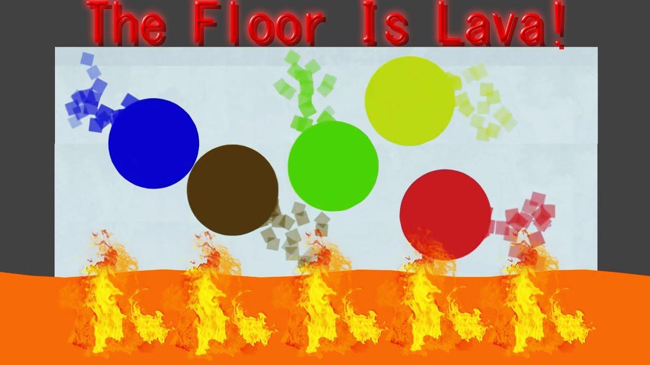 Laaaava.io - The Floor Is Lava - Bonk & Collide to Win ...