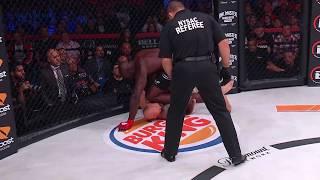Bellator 208: Cheick Kongo - Knockout