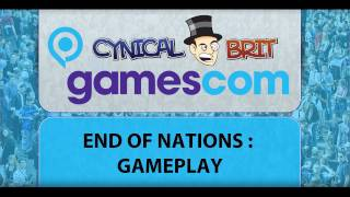 Gamescom Coverage : Hyper WTF is End of Nations?