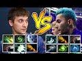 ARTEEZY Juggernaut vs SUMAIL Slark - EPIC Battle Close Game