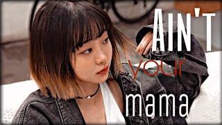 aint your mama♡~korean multifemale