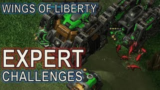 Starcraft II: Wings of Liberty Expert Challenges
