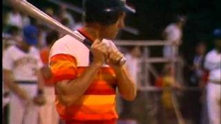 Ron Paul stars in 1983 Congressional Baseball Game