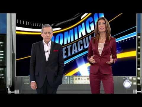 Record TV exibe primeira sabatina com presidenciáveis nesta terça (14)