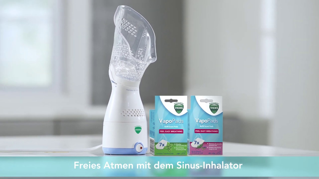 Wick inhalator. 💋 WICK VapoRub