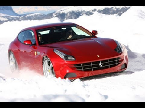 Driven: 2012 Ferrari FF | Road and Track - YouTube