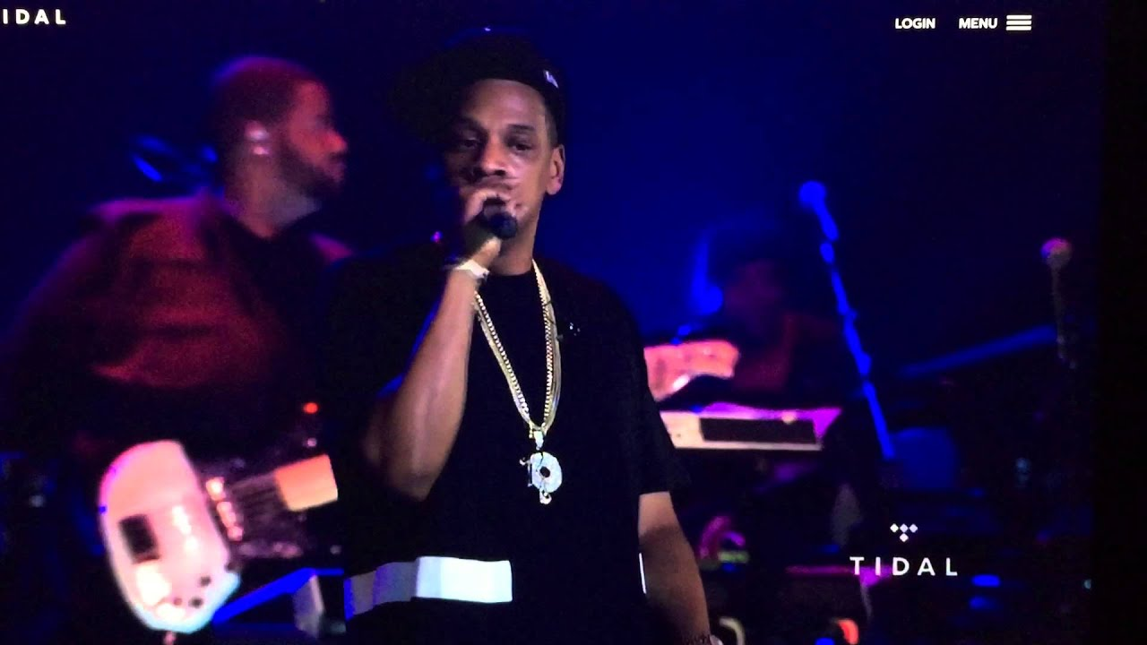 Jay z tidal b sides concert freestyle youtube malvernweather Gallery