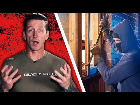 A Navy SEAL Reveals Home Invasion Survival Tips