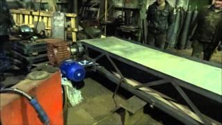 Ленточный конвейер производства компании ТРИУМФ(, 2012-03-10T19:56:19.000Z)