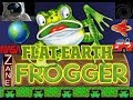 Flat Earth Frogger
