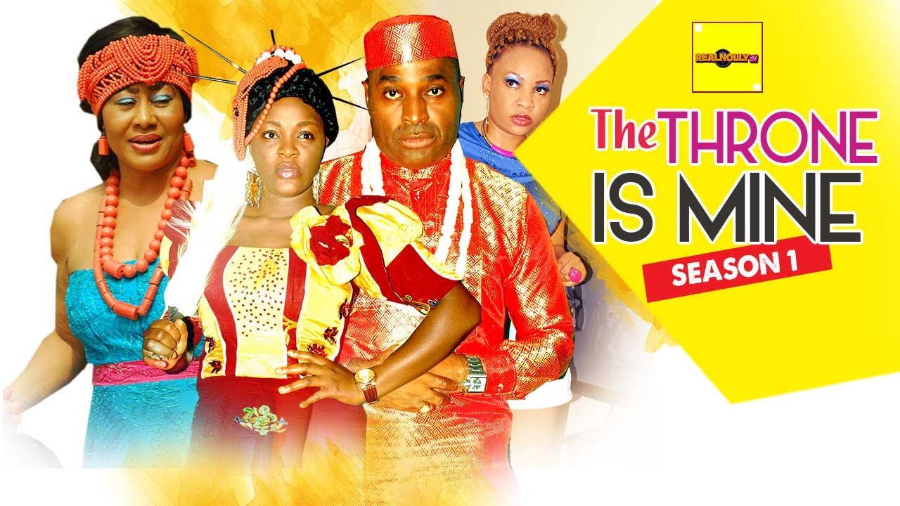 Download The Throne Is Mine 1 -  Nigerian Nollywood Movies