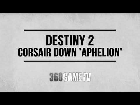 Destiny 2 All Corsair Down 'Aphelion' Locations - Corsair Down Locations Guide