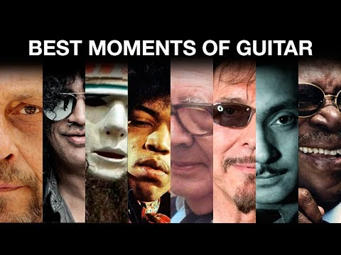 The Best Guitar Player Of The History | Los Mejores Guitarrista de la Historia