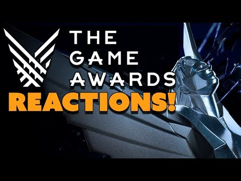 The Game Awards 2018 Reactions!