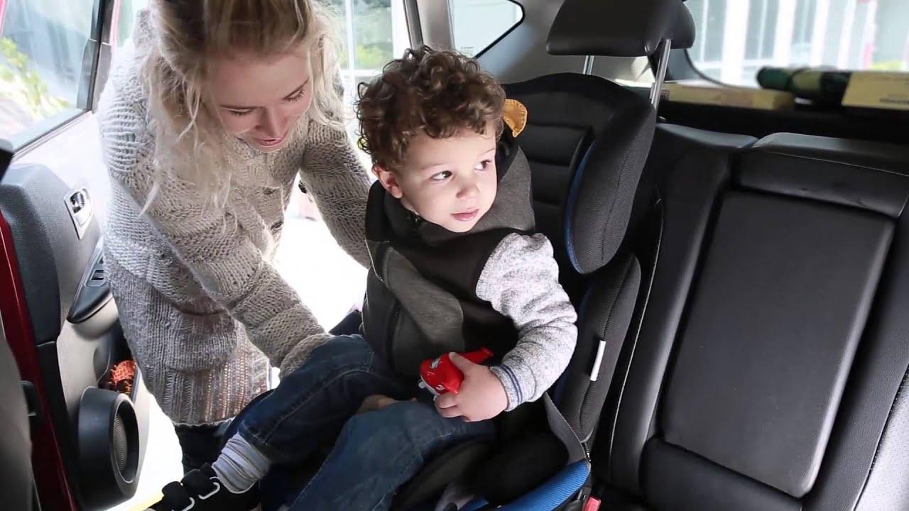 JAGO Child Car Seat KASTZ01 - YouTube