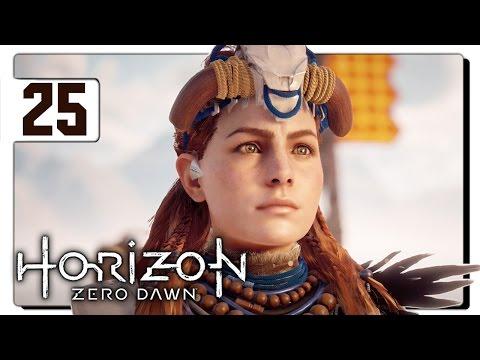 Let's Play Horizon Zero Dawn Blind Part 25 - Eagle Canyon [Horizon Zero Dawn PS4 Gameplay]