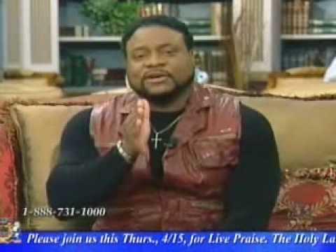 Bishop Eddie Long on Dr. Sam Chand
