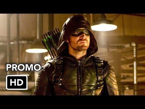 """Arrow 6x10 Promo """"Divided"""" (HD) Season 6 Episode 10 Promo"""