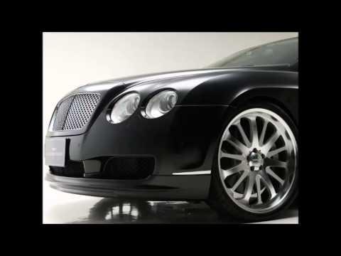 2006 Wald Bentley Continental Gt Youtube