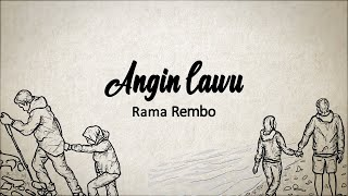 Download Mp3 Angin Lawu  | Rama Rembo    Lirik