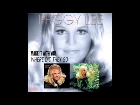 Peggy Lee ~ You