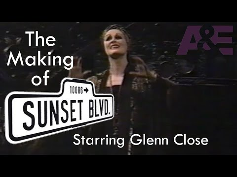 The Making of Sunset Boulevard (Glenn Close)