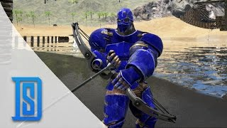 Ark Survival Evolved - Compound Bow Atlast/Metal Arrows