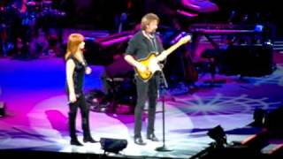 ronnie dunn and reba singing cowgirl s don t cry