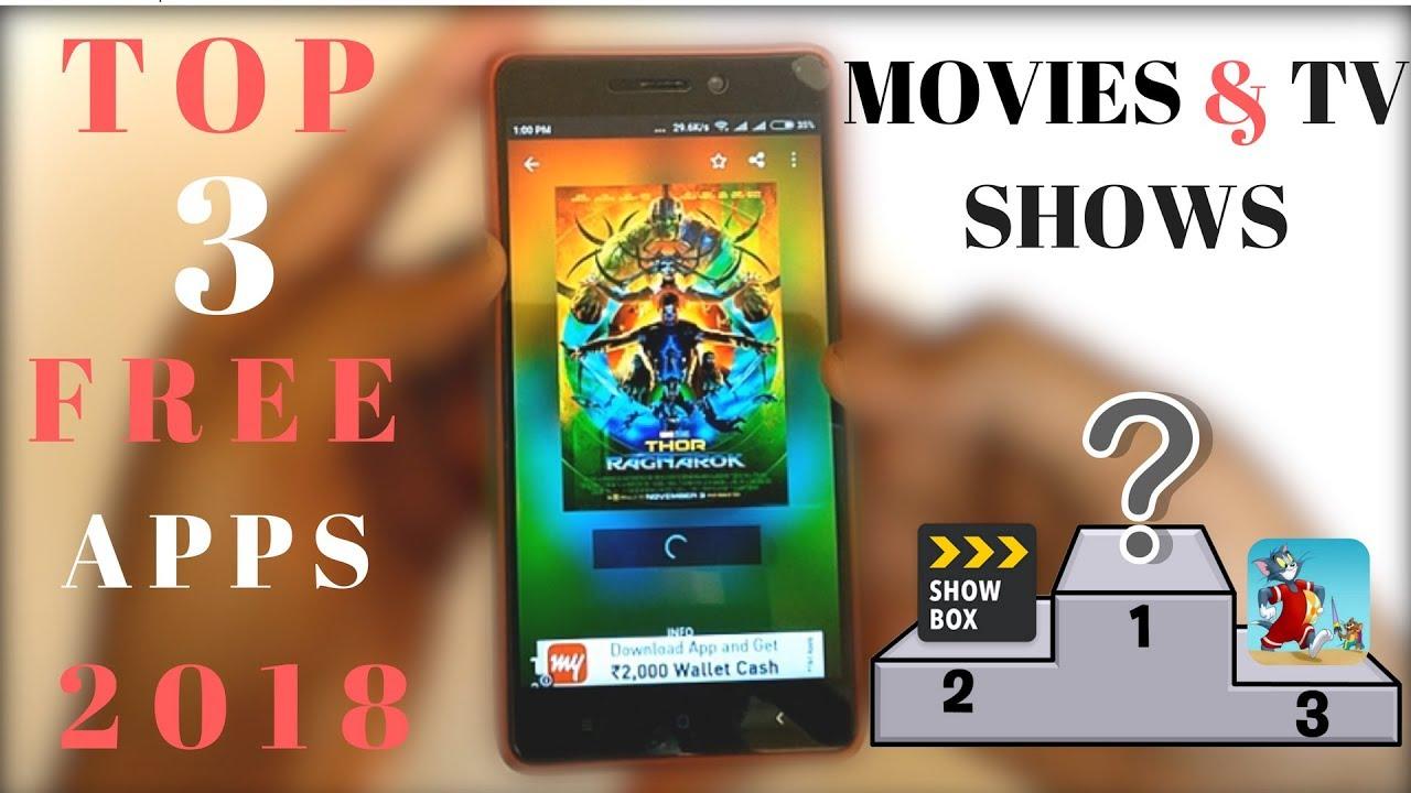 app free movies 2018