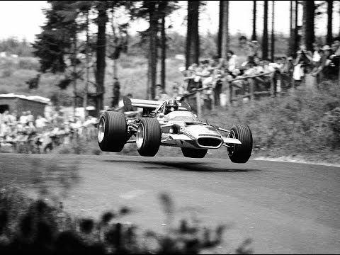 1969 German Grand Prix Highlights