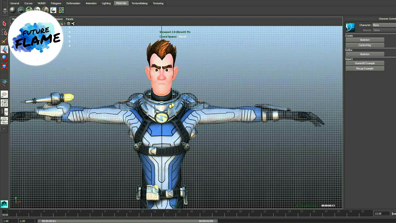 Top 5 3D Animation apps !! | Future Flame studio.